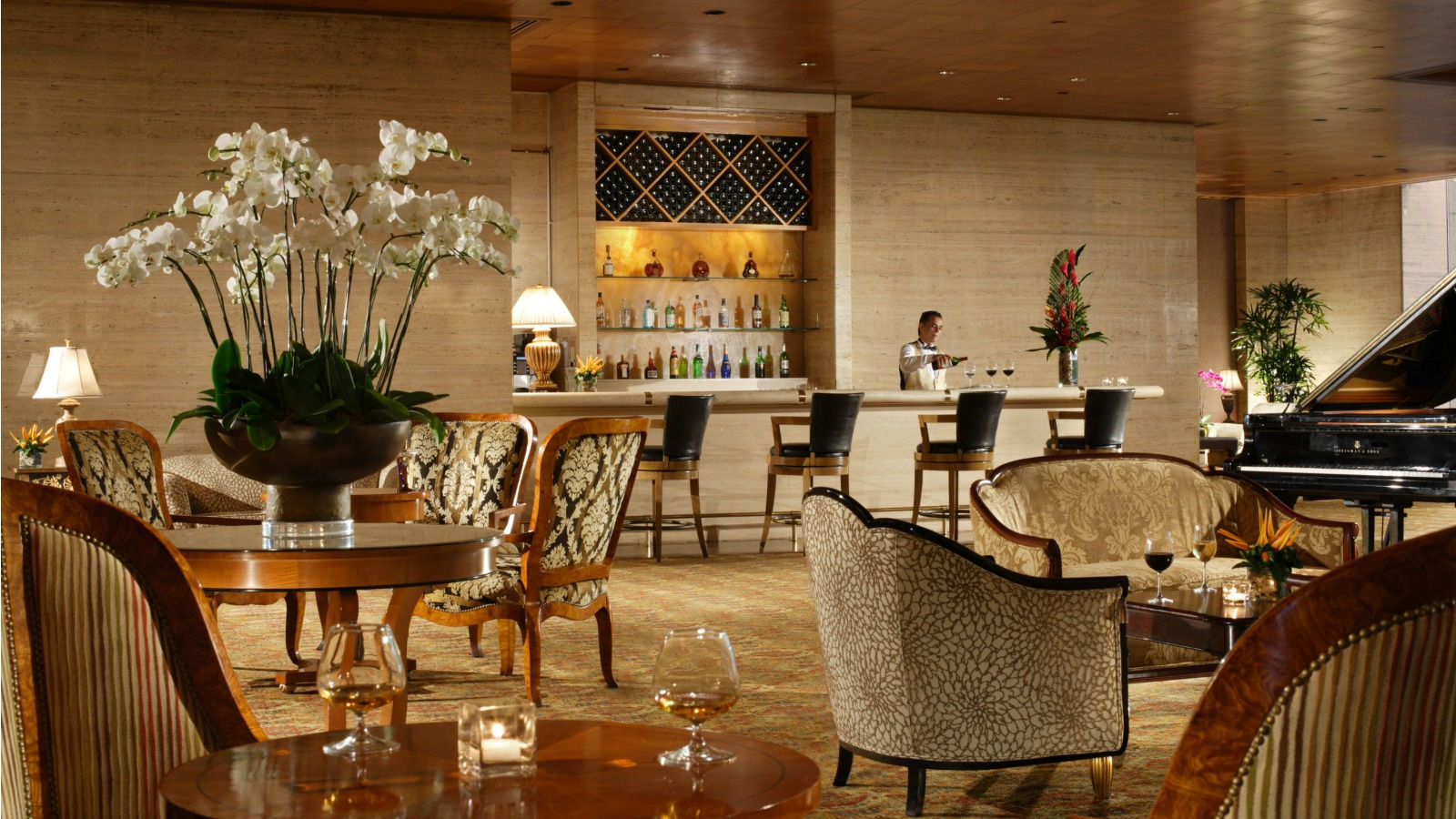restaurants and bars in singapore | sheraton towers