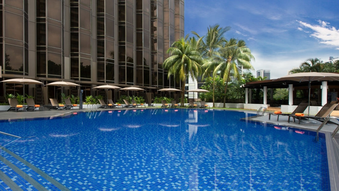 Sheraton Towers SPG Hot Escapes