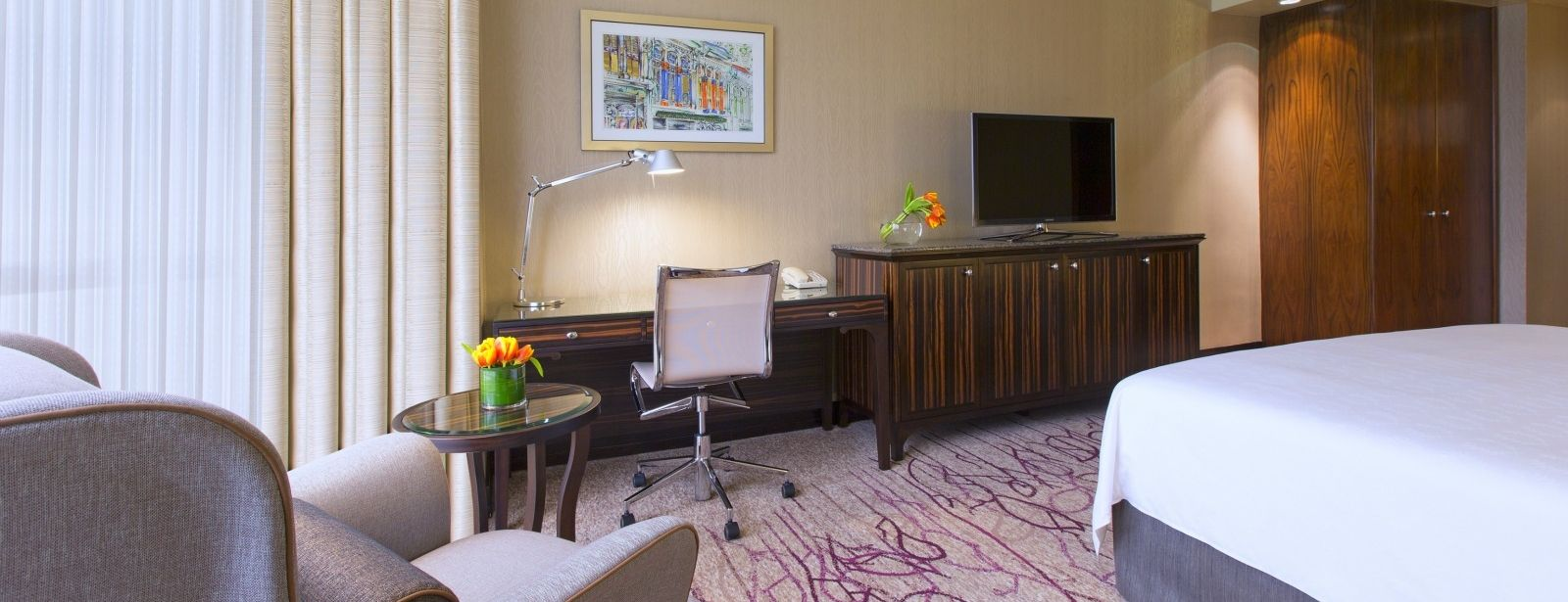 Executive Business Deluxe Room